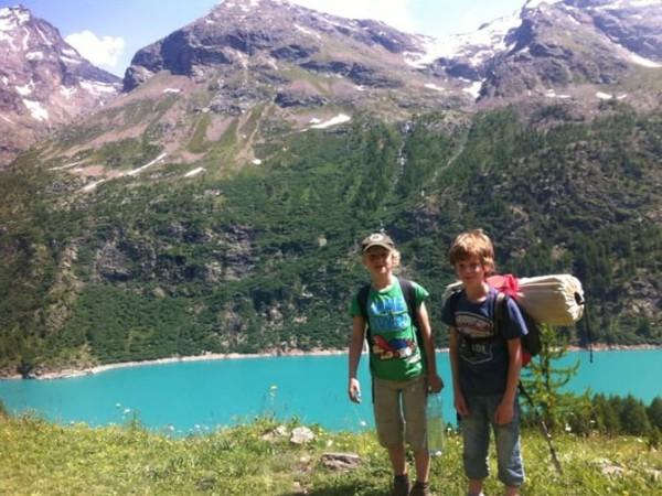 Actief met Pharos in de Italiaanse Alpen