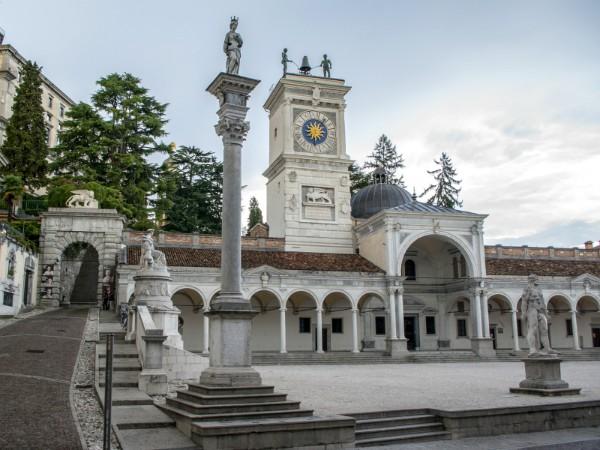 Piazza della Liberta in Udine