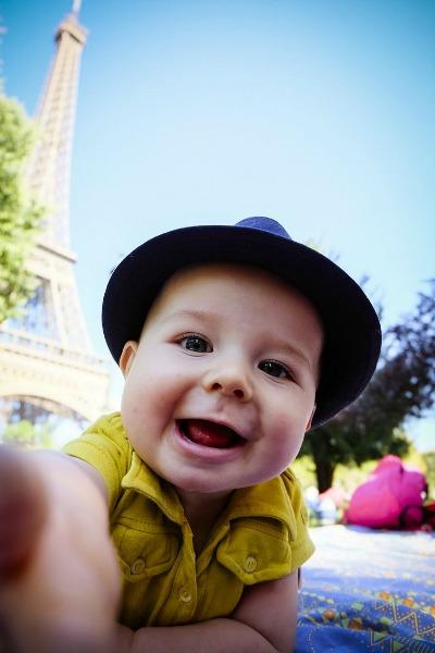 Nummer 2: Picknick in Parijs