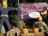Halloween in he4t Plaswijckpark