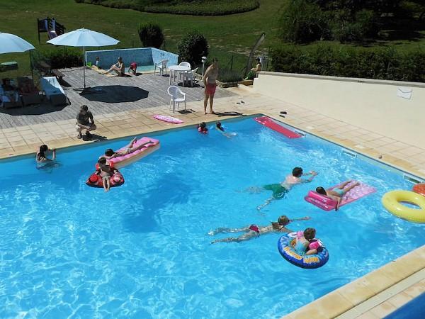 Vakantiepark Platus zwembad