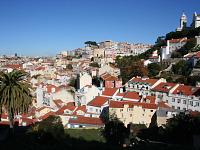 Uitzicht over Lissabon