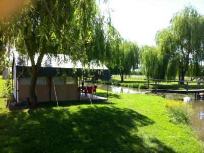 Prachtig plekje op kleinschalige camping Ramonjavel