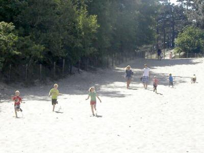 Rennen van de Schoorlse duinen