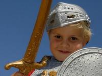 Kleine ridder