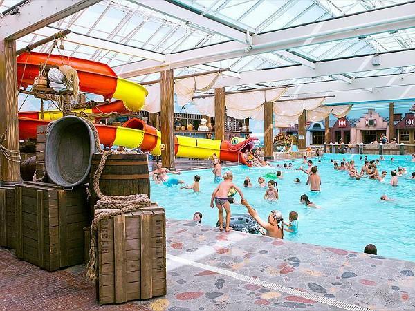 Superleuk zwemparadijs bij Resort Zuiderzee