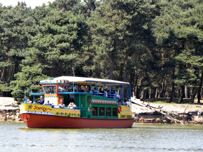 Safariboot in Beekse Bergen