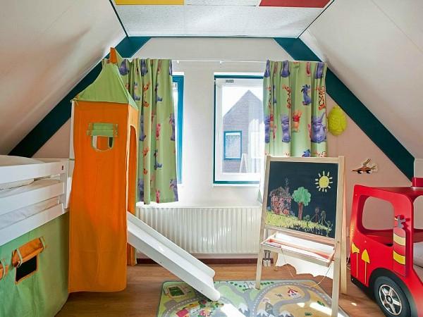 Kinderkamer bij Landal Schatberg