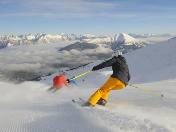 Skiën voor alle niveaus in Serfaus-Fiss-Ladis