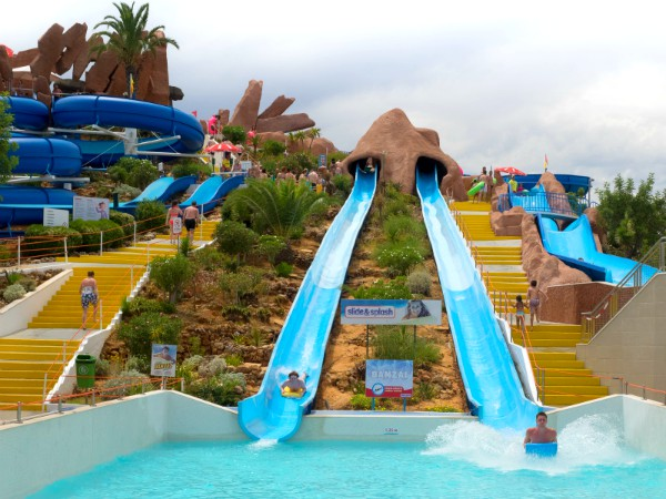 SLide & Splash in Lagoa