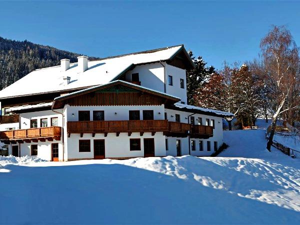Eén van de locaties van Snowbreaks in Oostenrijk