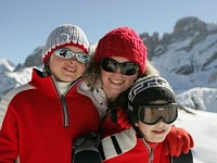 snowtime familie week