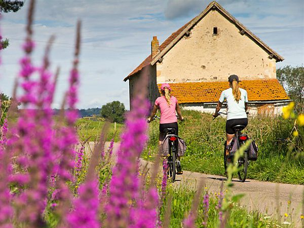 fietsvakantie auvergne SNP