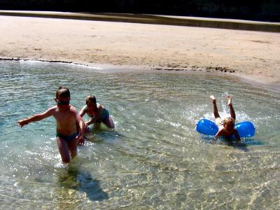 Je kan ook met SNP naar het Spaanse strand