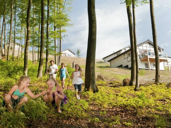 Spelen bij vakantiepark Landal Winterberg