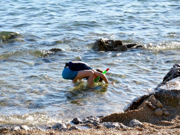 De winnaar: Staand Snorkelen in Kroatië