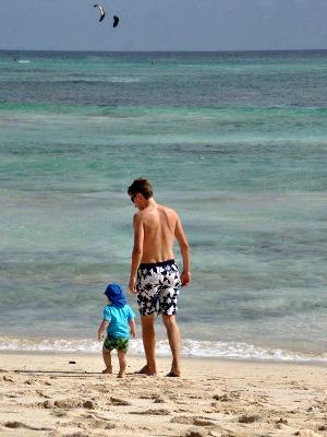 Lekker stappen op de mooie stranden van Fuerteventura