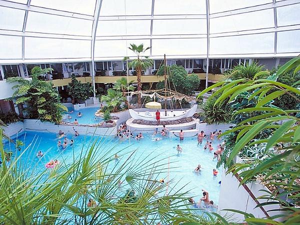 Vakantieparken Met Subtropisch Zwembad Maar Dan Echt