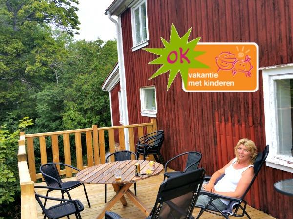 Heerlijk vakantiehuis van Sweeds