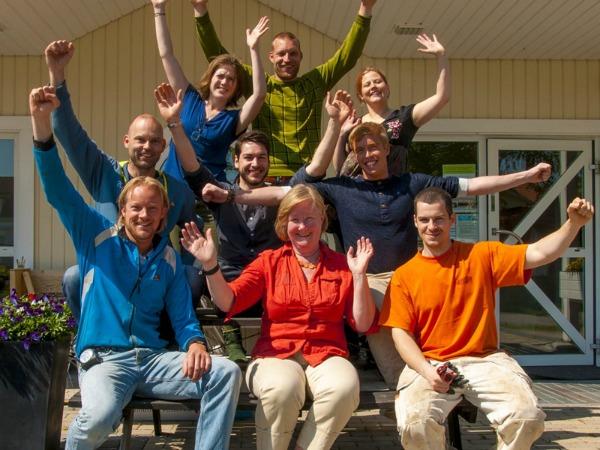 Het team van Sweeds staat voor je klaar!