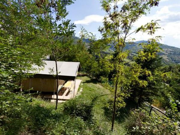 Tendi tent op Camping Il Collaccio