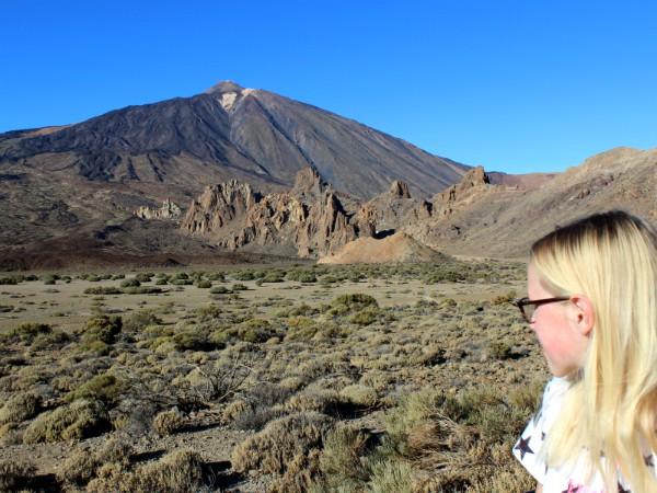 Eén van de mooiste vulkanen ter wereld: El Teide