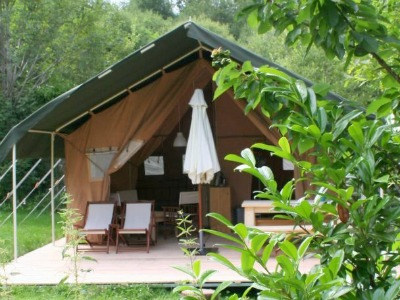 De prachtige Tentensuite tent