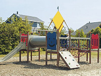 Speeltuintje bij Landal Beach park