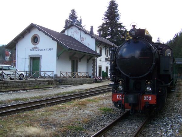 Treno della Sila in Calabrië