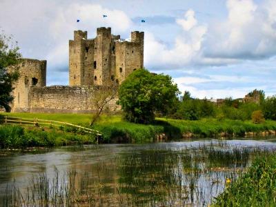 Trim Castle in de Boyne Valley