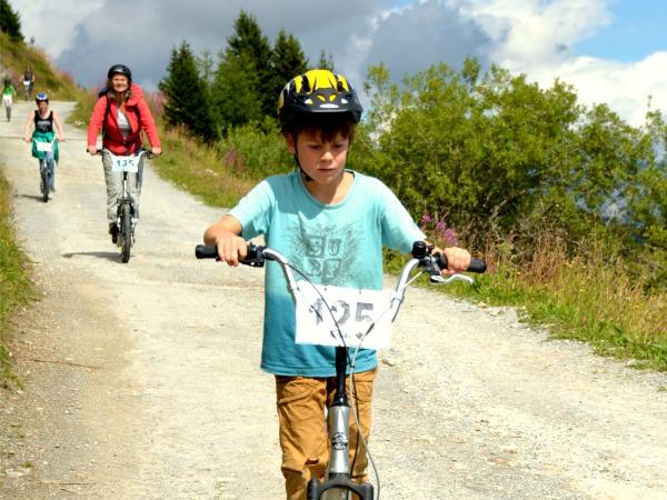Trottbiken in Wallis