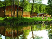Vakantiewoning in Tummel Valley Schotland