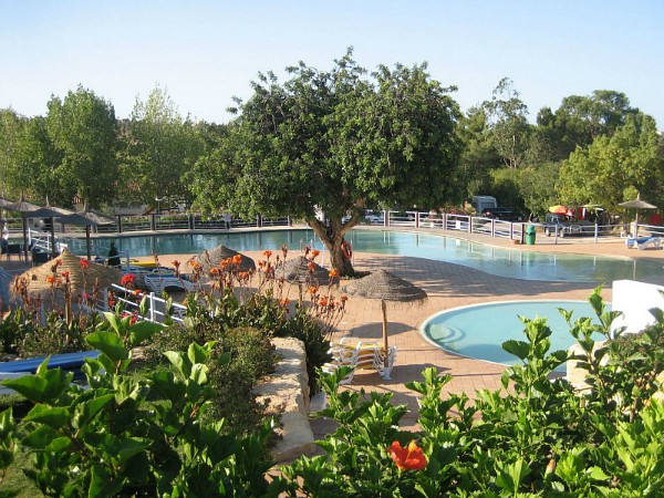 camping turiscampo algarve zwembad