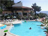 Hotel met zwembad in Turkije