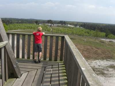 Uitkijktoren maasduinen