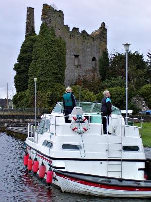 varen in het prachtige Ierse binnenland