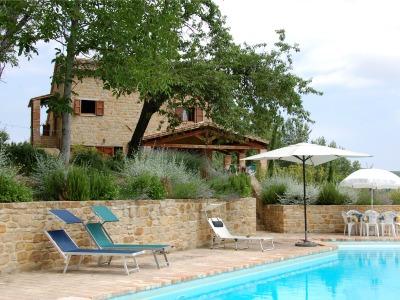 Vakantiehuis in Le Marche