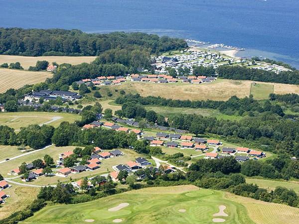 Danland Lojt in de duinen van Zuid-Oost Jutland