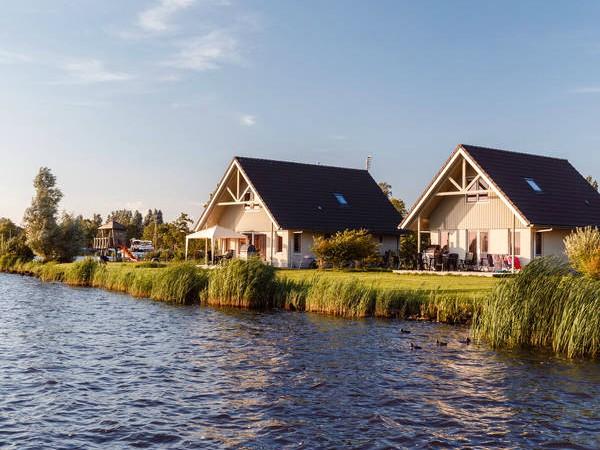 Vakantiepark RCN de Potten aan het Sneekermeer