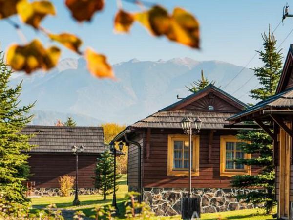 Vakantiehuisje van vakantiepark Tatralandia