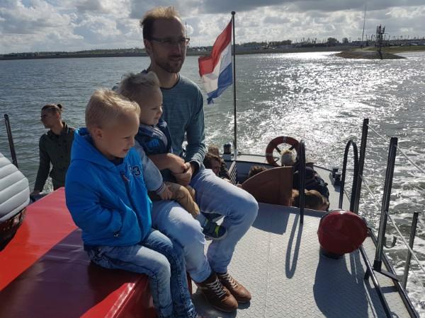 Varen op de Friese meren