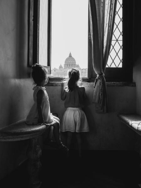 Eervolle vermelding: het Vaticaan