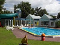Zwembad bij de Haeghehorst