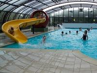 Zwembad bij de Jutberg