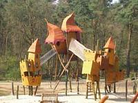 Speeltoestel bij Landal Miggelenberg