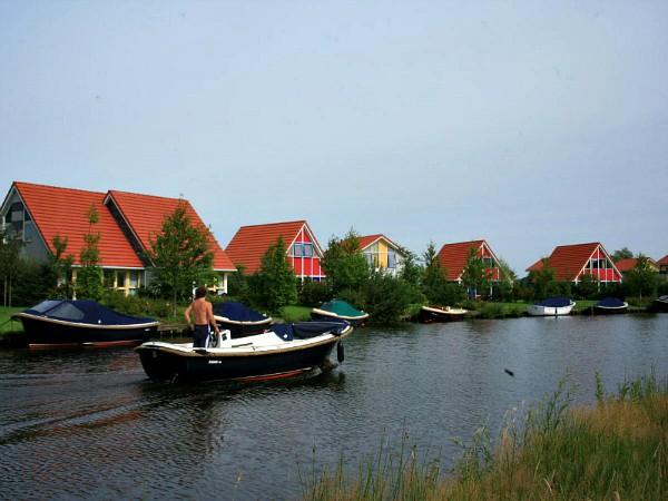 Varen bij Villapark Schildmeer