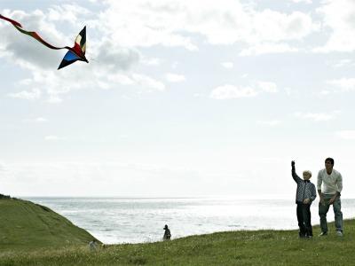 Heerlijk vliegeren in Denemarken