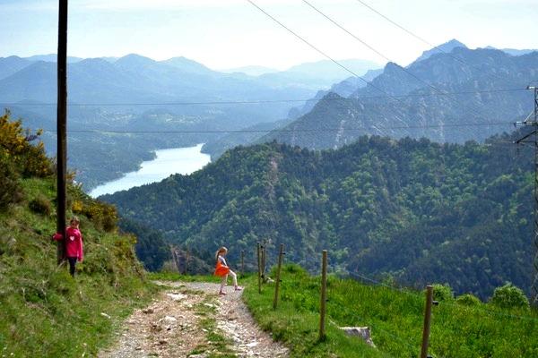 Wandelen met de kinderen in de Pyreneeën