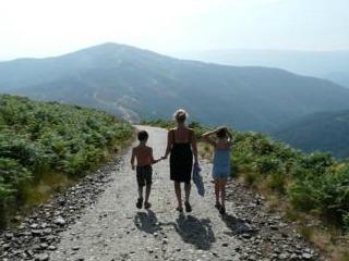 Wandelen met kinderen in Portugal