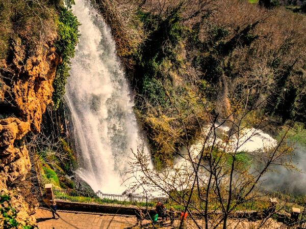 Watervallen van Edessa